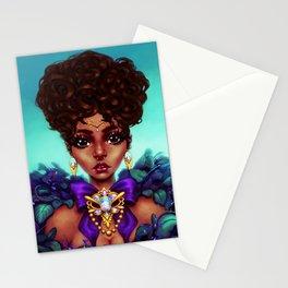 Flourished Stationery Cards