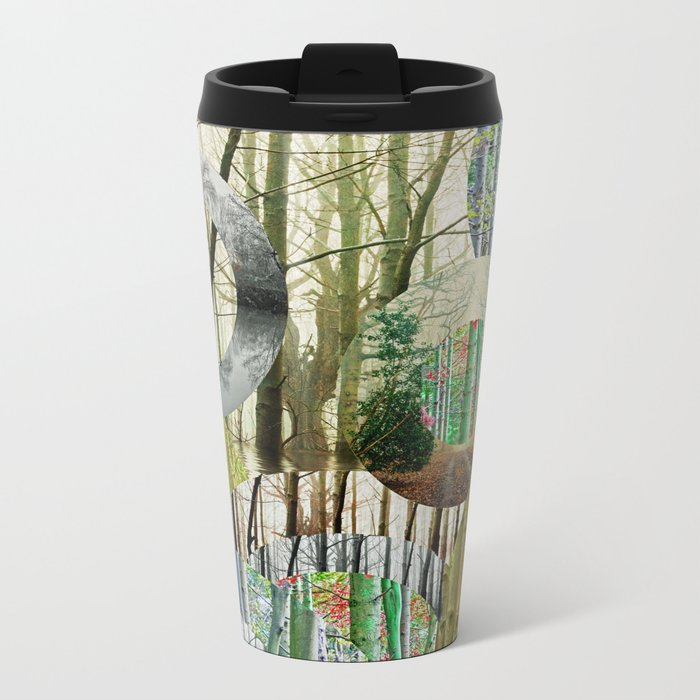 TREE-MENDOUS Metal Travel Mug