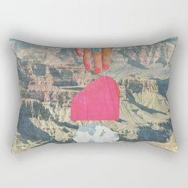 Desert Textures Rectangular Pillow