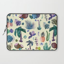 tropical compilation Laptop Sleeve