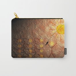 People of the Sun Carry-All Pouch