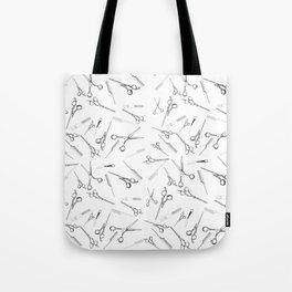 Hair Salon -Tools of the Trade Tote Bag