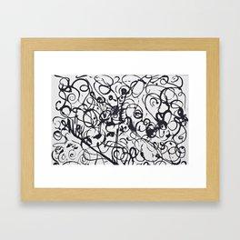 freehand Framed Art Print