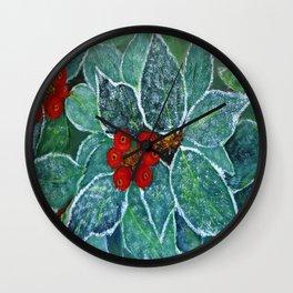 Marry Christmas  Wall Clock