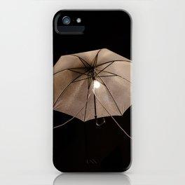 UmbreLamp iPhone Case