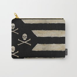 Cut Skull Flag Carry-All Pouch