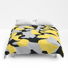 Search products, artworks and themes Yellow CAMO, Keep your stuff hidden in plain sight! Comforters