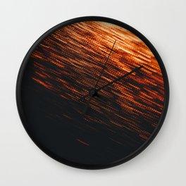 Blink of an Eye Wall Clock