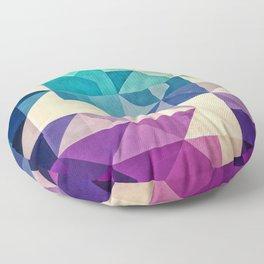 0035 // pyrply Floor Pillow