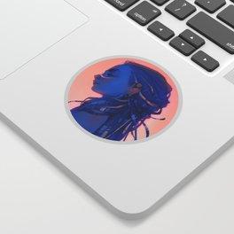 serene Sticker