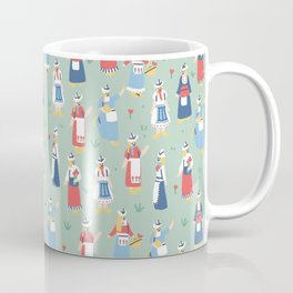Dutch Girls Coffee Mug