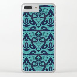 Neotribal Healing Print Clear iPhone Case