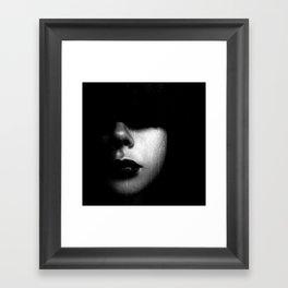 Mind the stereotypes Framed Art Print