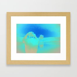 Reflection 02 Framed Art Print