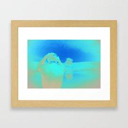 Reflection 02 Framed Art Print