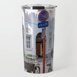 Bruges bike Travel Mug