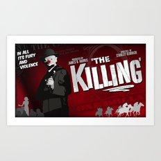 The Killing Art Print