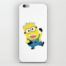 MINION...SAY WHAT?  iPhone & iPod Skin