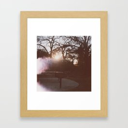 filmburn Framed Art Print