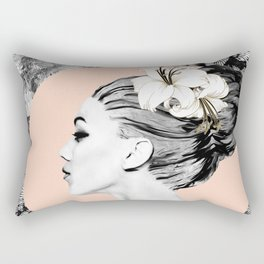 Inner Beauty IV Rectangular Pillow