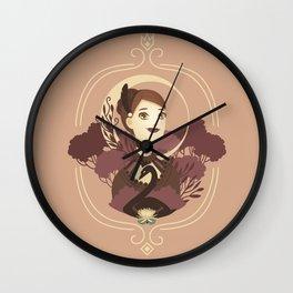Odette Wall Clock