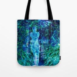 Blue Spirit Tote Bag