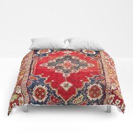 Transylvanian Manisa West Anatolian Niche Carpet Print Comforters