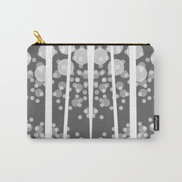 Flowing Polkadots #3 Carry-All Pouch