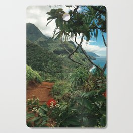 Kalalau Kauai Cutting Board