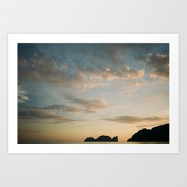 Phi Phi Goodnight Art Print