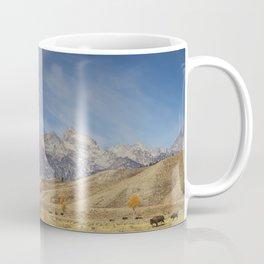 Bison The National Mammal Coffee Mug