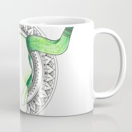 Mandala Taurus Coffee Mug