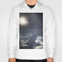 starry night Hoodies featuring Starry Night  by Jane Lacey Smith