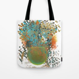 Happy Plant Tote Bag