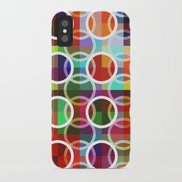 Jagged - Geometric Pattern iPhone Case