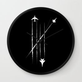 3 out of 5 Wall Clock