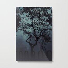 Mistical Tree Metal Print