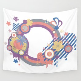 Abstract background Wall Tapestry