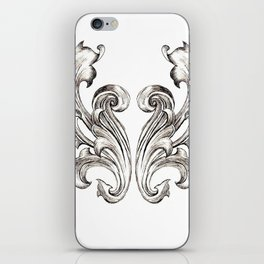 Baroque iPhone Skin