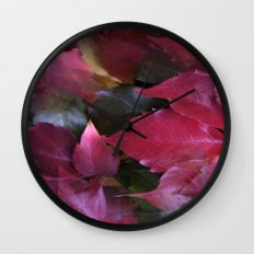 fall is coming -15- Wall Clock