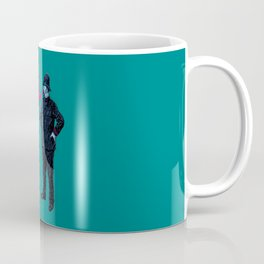 """""""What's All This, Then?"""" Vintage Bobby Print Coffee Mug"""