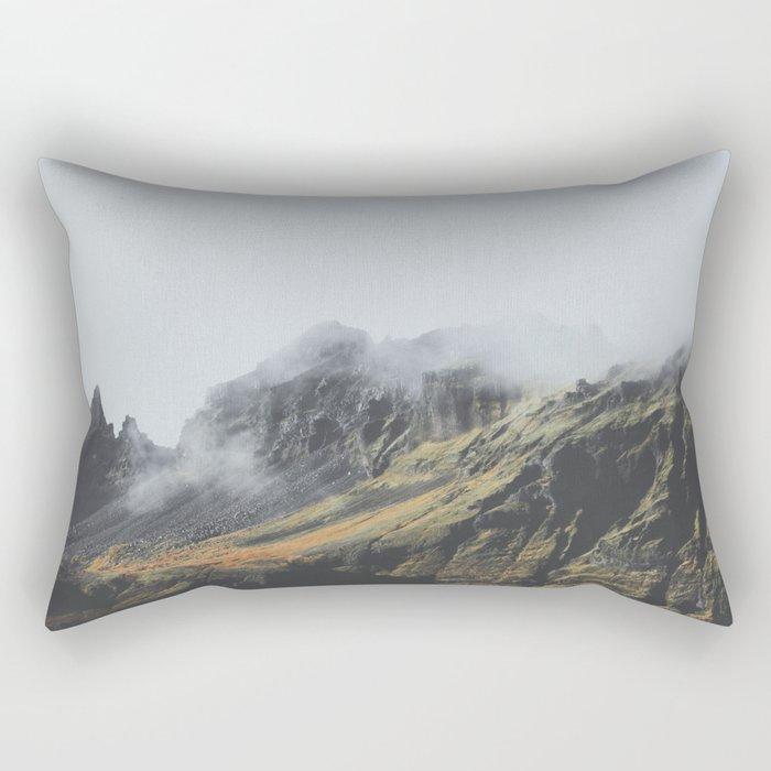 Grundarfjörður, Iceland Rectangular Pillow