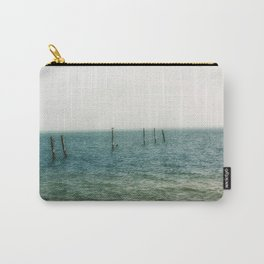 Ombre Sea Carry-All Pouch