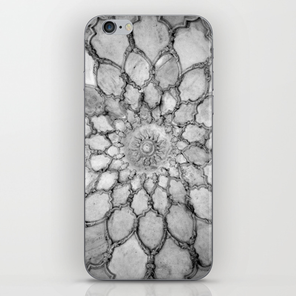 Ivory Carving Iphone & Ipod Skin by Denalynn PSK784492