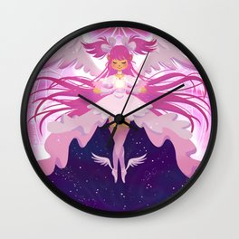 I Remember Her Wall Clock