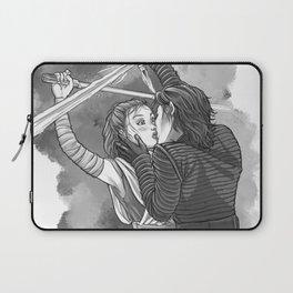 Sparring Kiss Laptop Sleeve