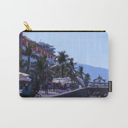 Puerto Vallarta Malecon Carry-All Pouch