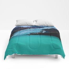 Berg Glacier in Mount Robson Provincial Park BC Comforters