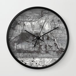 The New West Wall Clock