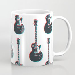 LesPaul PopArt Coffee Mug